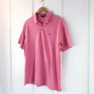VINEYARD VINES Classic Pique Polo Shirt L